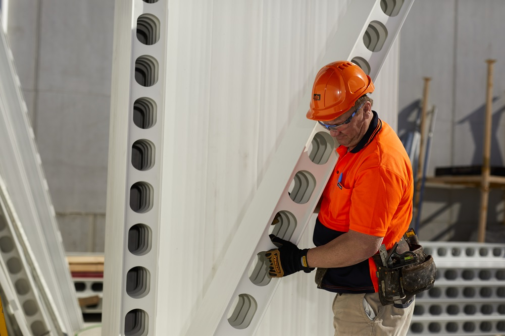 Vinyl Permanent Formwork Vinyl Council Of Australia