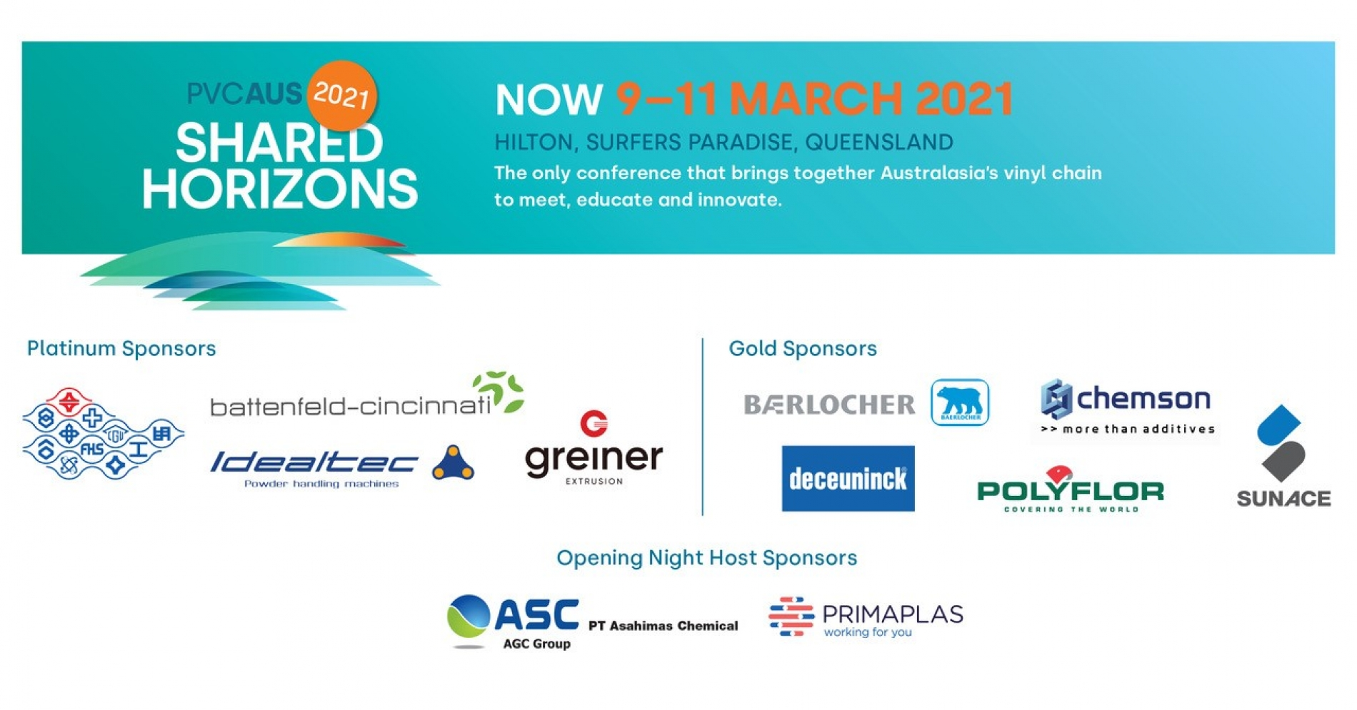 PVC AUS 2020 'Shared Horizons' event postponed to March 2021